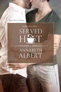 served hot
